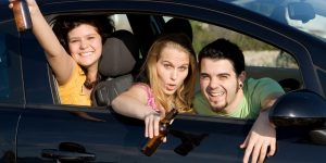 teenagers drinking and driving - minor consumption attorney Springfield